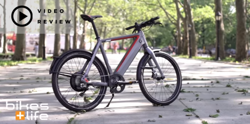 Stromer ST2 S Electric Bike Video Review
